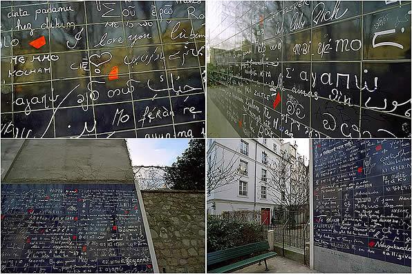 """Blog de oasis54 : OASIS DE PAIX, Connaissez-vous """"Mur des Je t'aime""""  ?"""